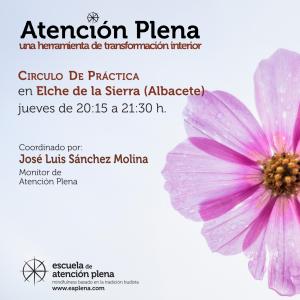 Círculo de Práctica en Elche de la Sierra (Albacete) @ Centro Terapeutico Sentirse