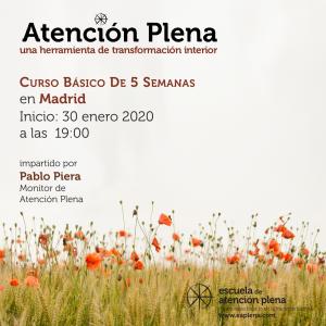 Curso Básico de 5 Semanas en Madrid @ Unsui Zen