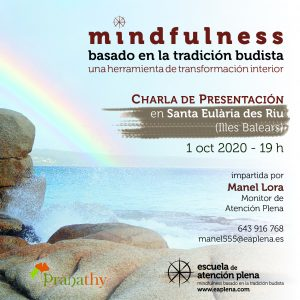 2020-10-01 Charla de presentación en Santa Eulària des Riu Illes Balears1 Manel Lora